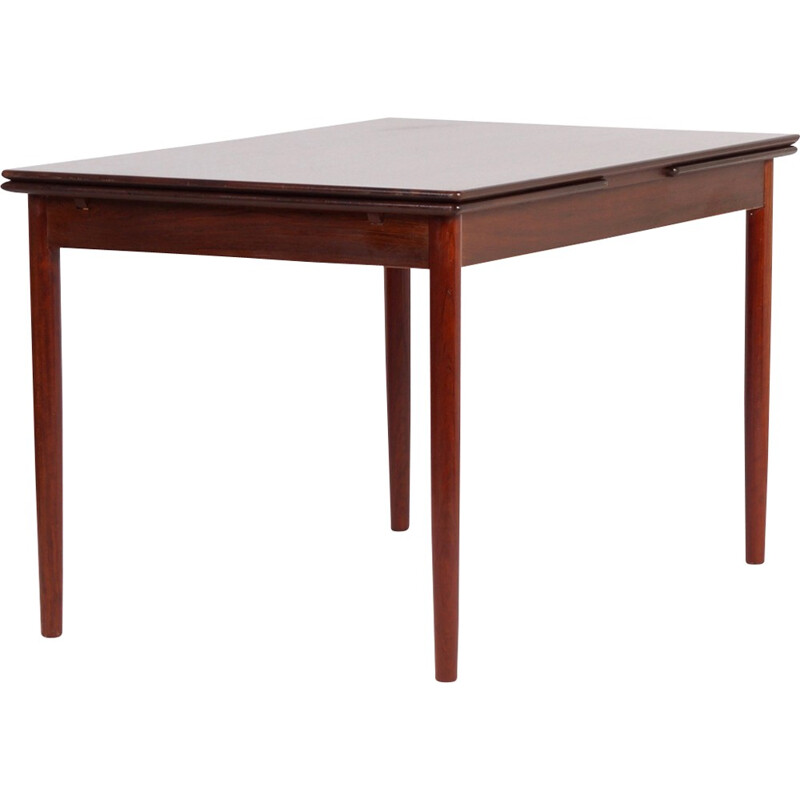 Rosewood danish dining table - 1960s