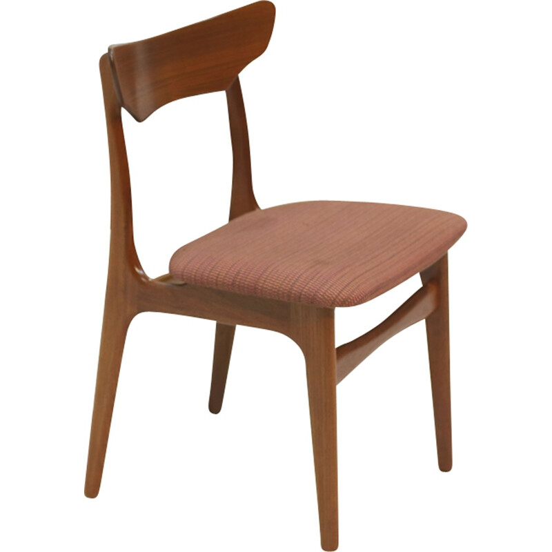 Set of 6 dining chairs by Schiønning & Elgaard - 1960s