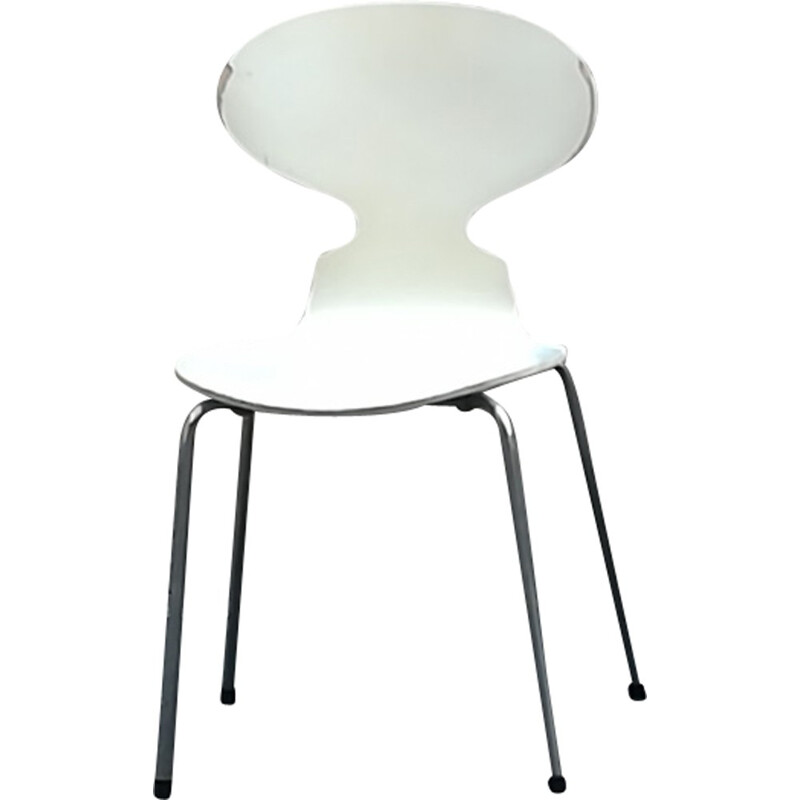 Set of 4 Ant chairs by Arne Jacobsen - 1970s