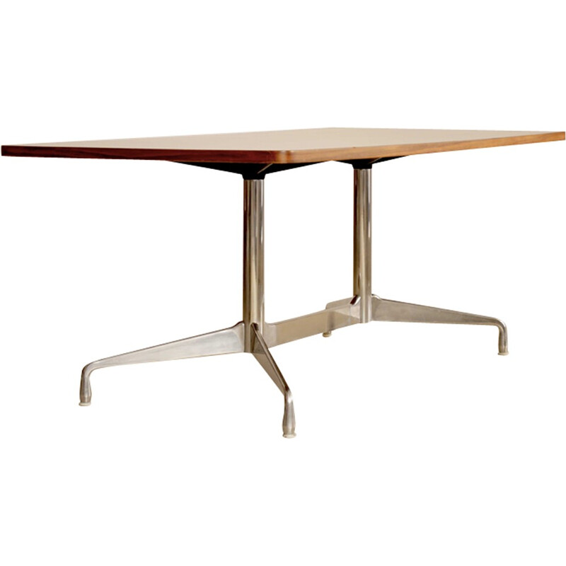 """""""Segment"""" table by Charles and Ray Eames for Mobilier International - 1960s"""