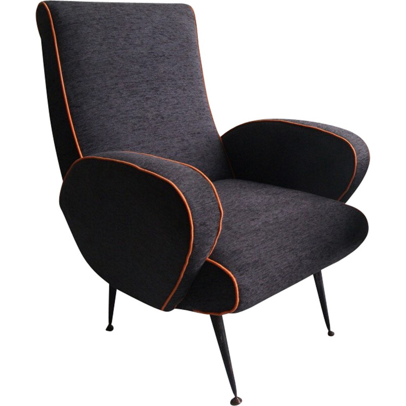 Pair of vintage armchairs by Nino Zoncada - 1950s