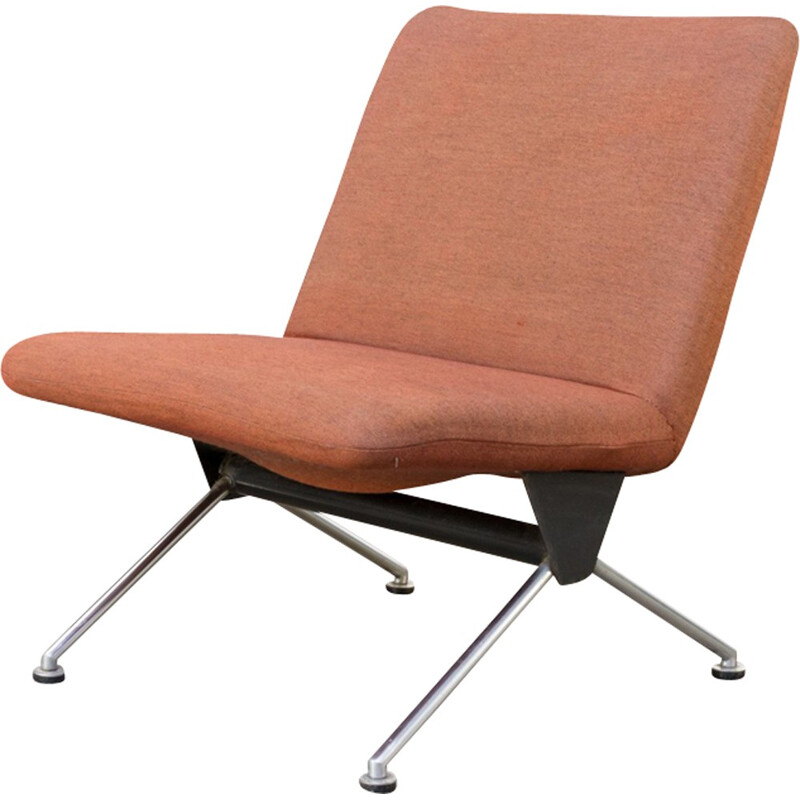 Set of A.R. Cordemeyer easy chair 1431 fauteuil for Gispen - 1960s