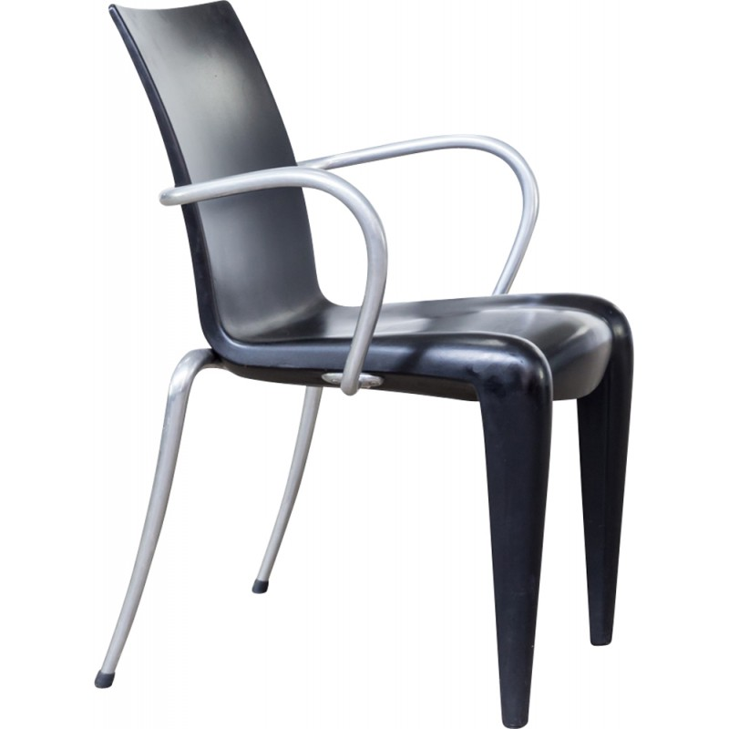 Set Of 4 U0027Louis 20u0027 Chairs By Philippe Starck For Vitra   1990s