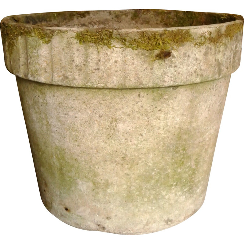 Planter by Willy Guhl for Eternit - 1960s