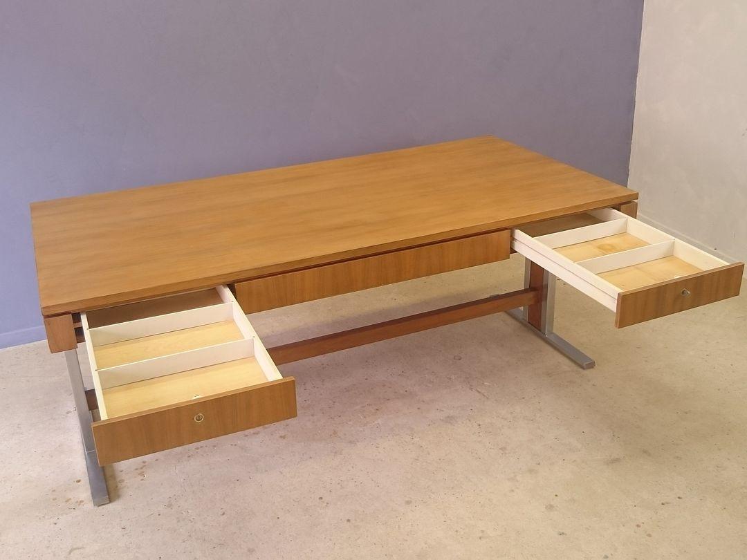 bureau scandinave design inspiration petit bureau scandinave frais design bois et blanc. Black Bedroom Furniture Sets. Home Design Ideas