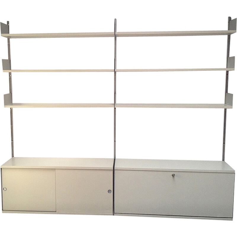 Modular shelving system by Dieter Rams - 1960s