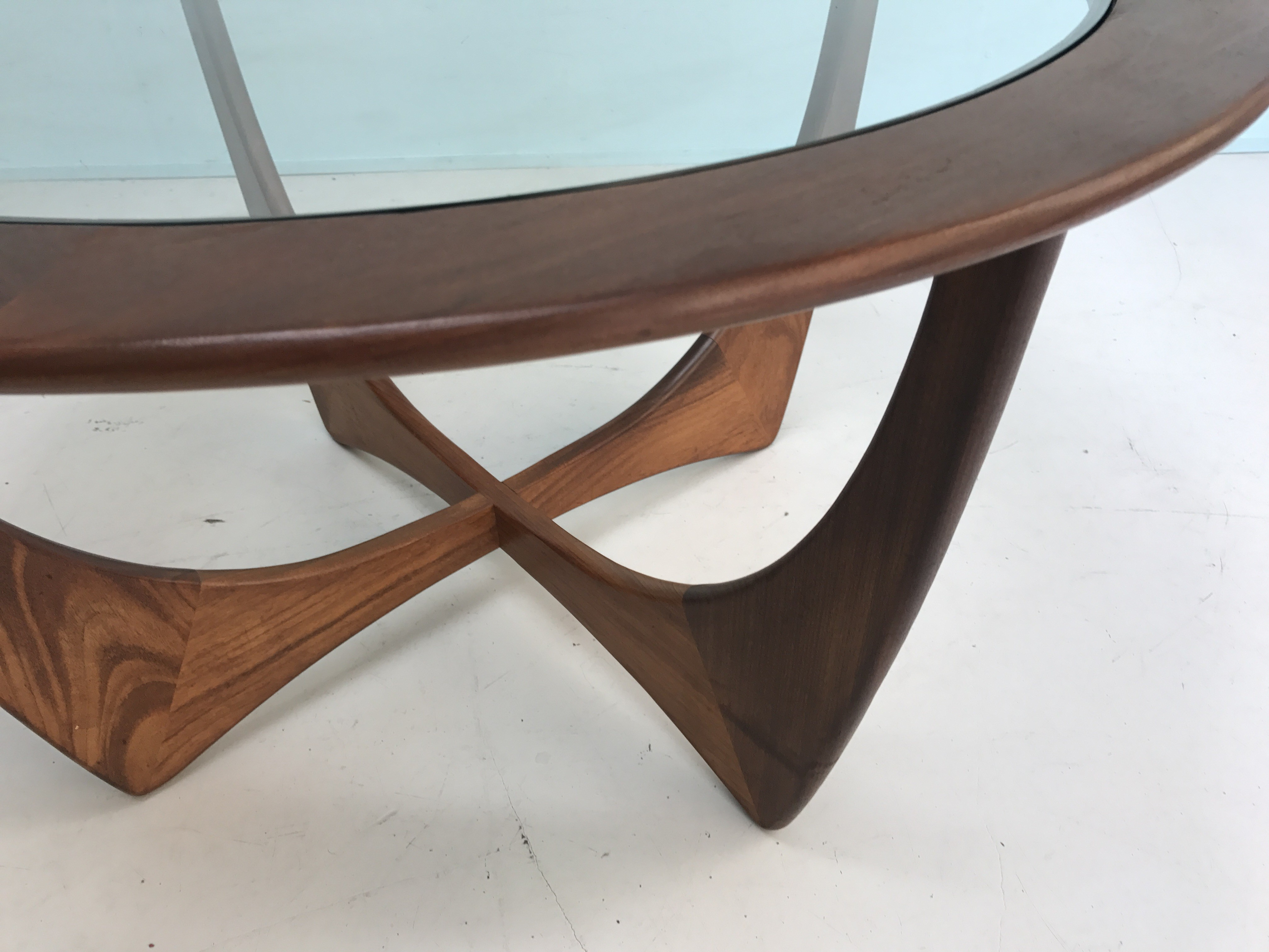 "Model ""Astro"" G Plan coffee table 1960s Design Market"