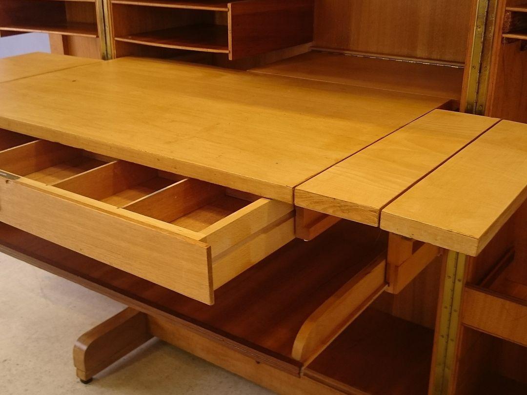 Quot Magic Box Quot Raised Desk By Mumenthaler Amp Meier 1950s