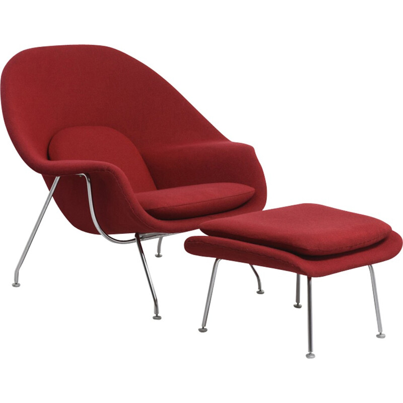 'Womb Chair' by Eero Saarinen for Knoll International - 1960s