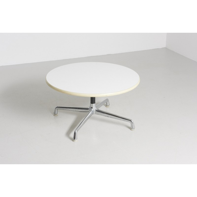 Round Coffee Table By Charles And Ray Eames For Herman Miller