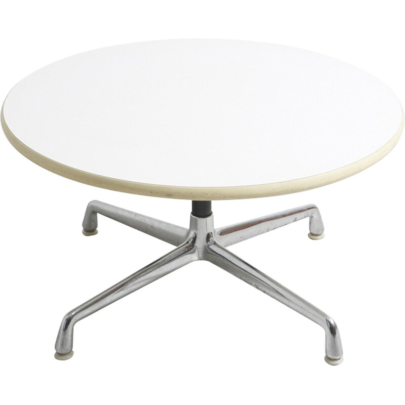 Round coffee table by Charles and Ray Eames for Herman Miller - 1960s