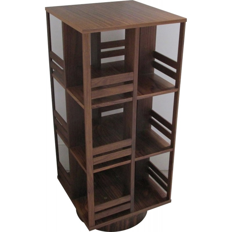 pin pinterest tall bookcases elm bookcase revolving round