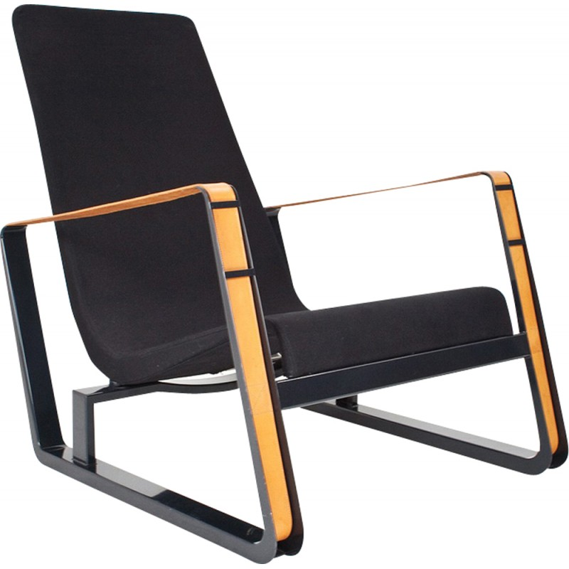 Jean Prouve Chair Cite Lounge Chair Model Cit 233 By Jean
