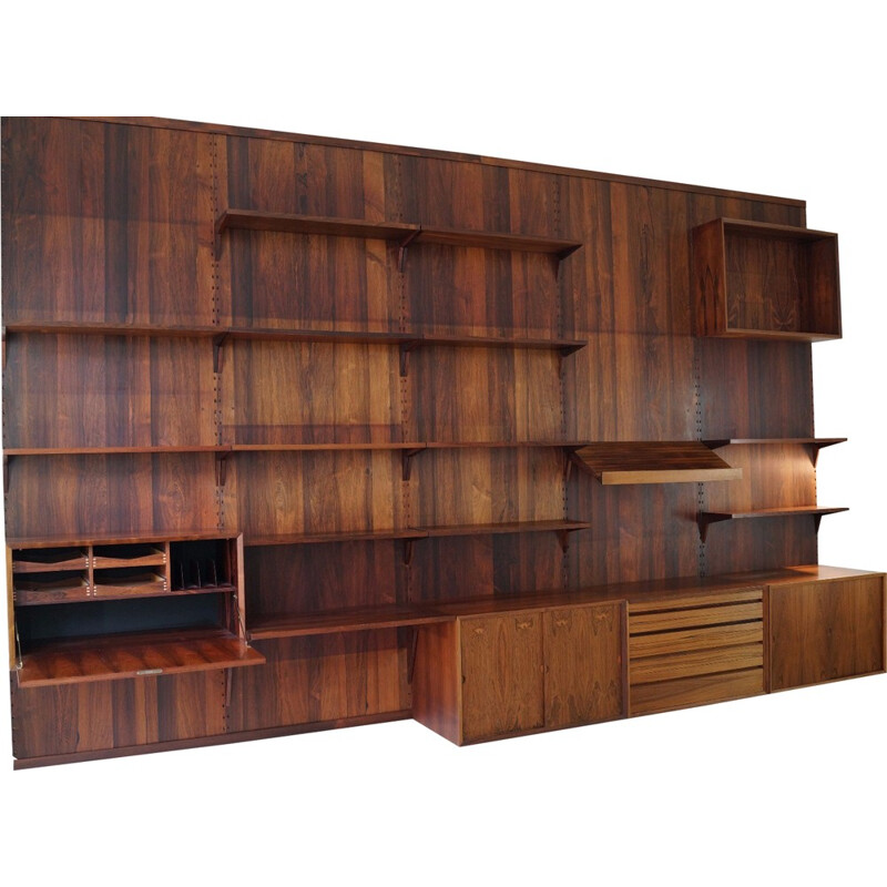 Wall storage unit Paul Cadovius for Royal System - 1950s