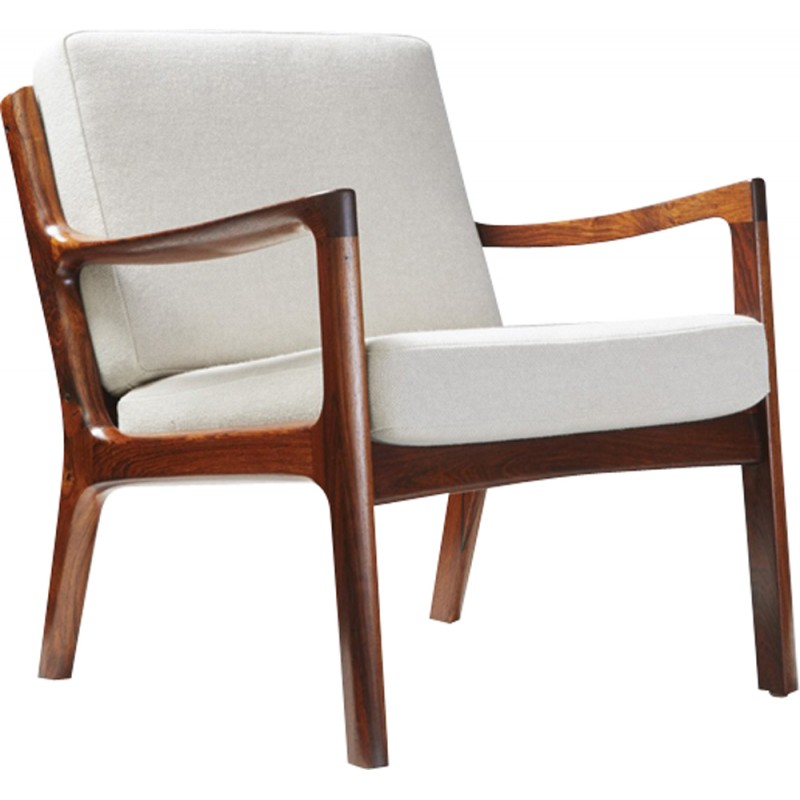 Senator Chair by Ole WANSCHER for France & Son - 1960s
