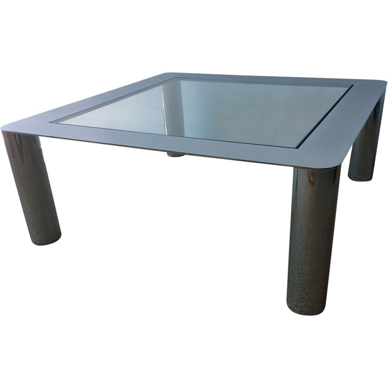 Cinova coffee table by Gramigna Giuliana and Sergio Mazza for Cinova - 1970s
