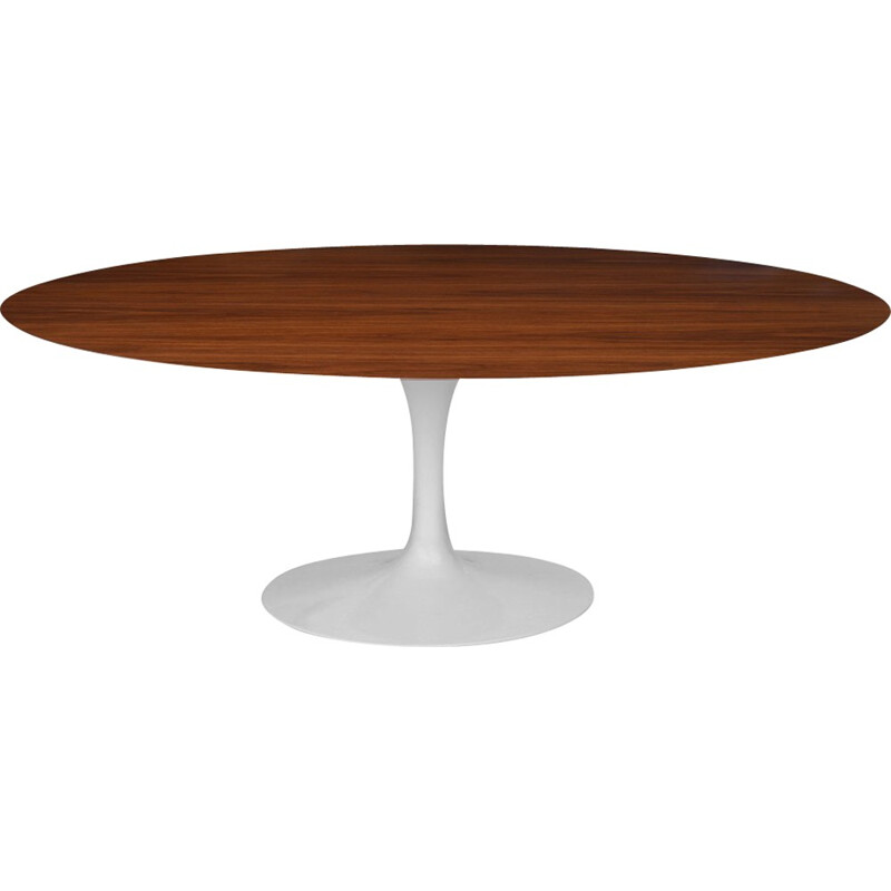 Oval Dining Table by Eero Saarinen for Knoll - 1950s