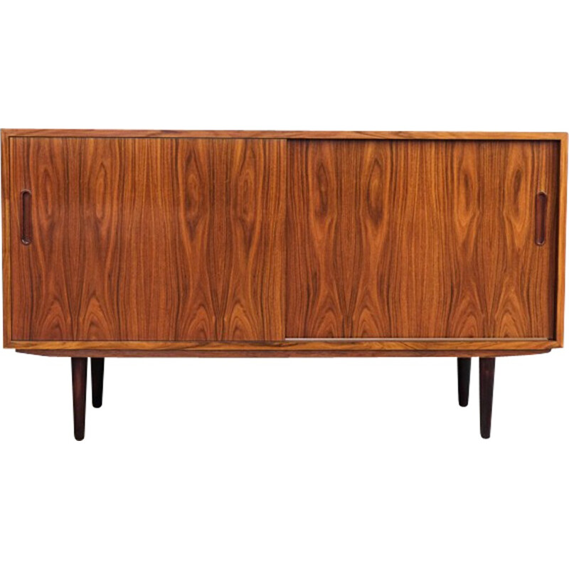 Small sideboard in rosewood by Hundevad - 1960s