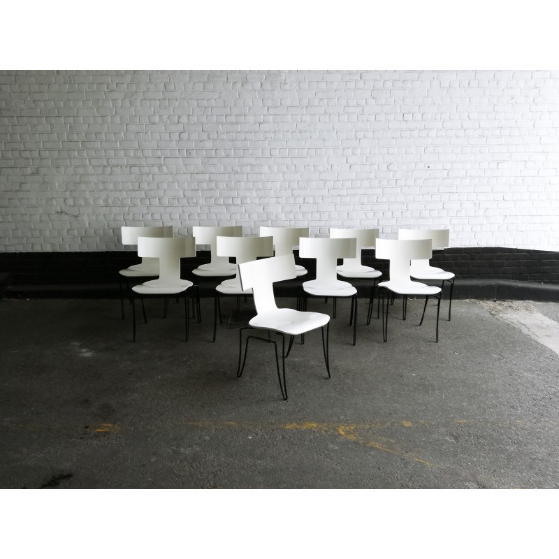 Klismos Anziano Chairs By John Hutton For Donghia   1990s   Design Market