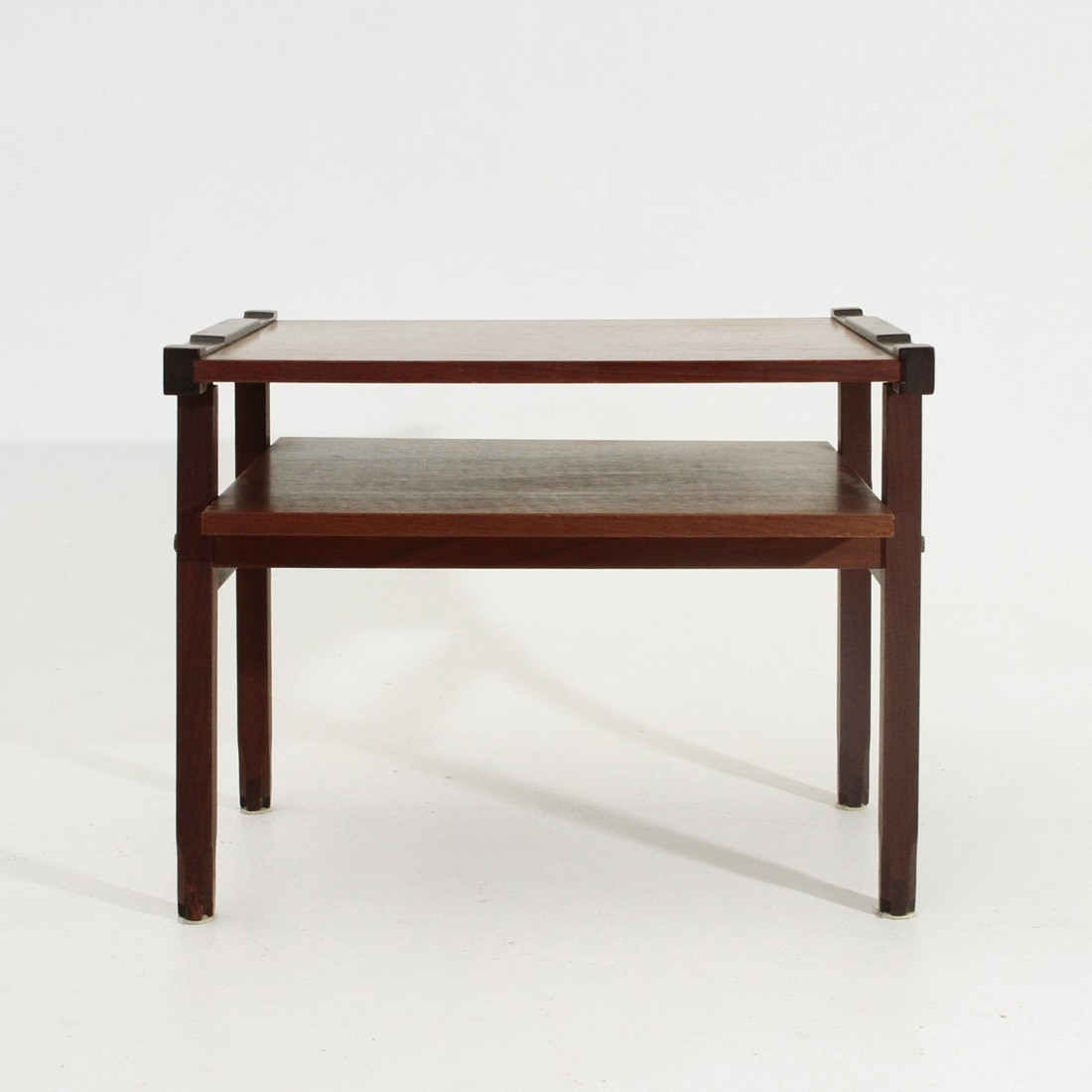 Mid Century Italian Bed Side Table 1960s