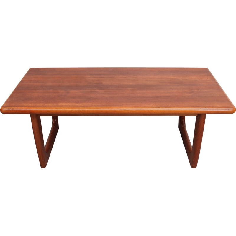 Danish coffeetable by Niels Bach - 1960s