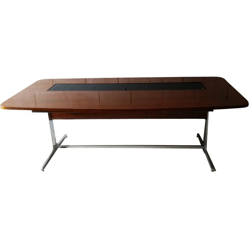 Mid century desk by George Nelson for Herman Miller - 1960s