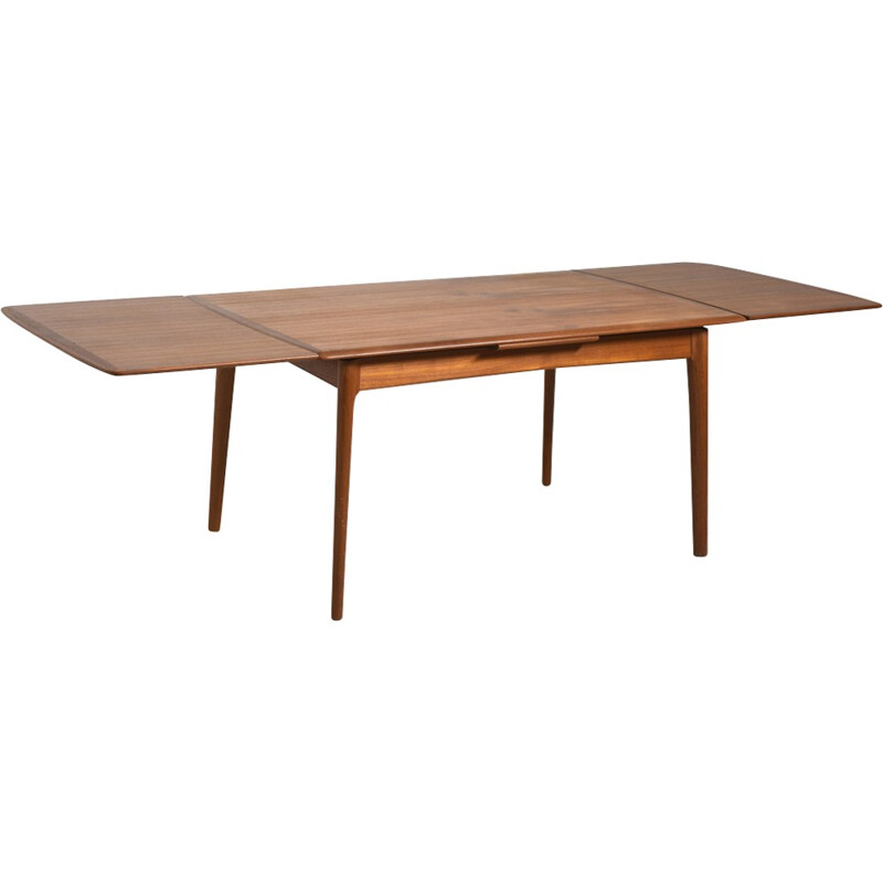 Teak dining table by Aksel Poul Jensen for Madsen - 1960s