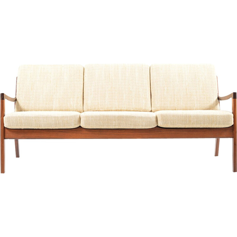 3-Seater sofa in rosewood by Ole Wanscher - 1960s