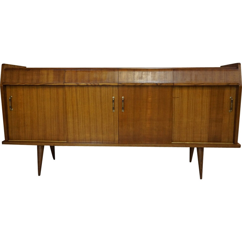 Mid-century sideboard in wood - 1950s