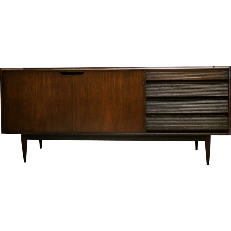 Sideboard in afromosia by Richard Hornby for Fyne Layde - 1960s