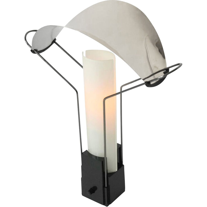 Mid century lamp by King and Miranda for Arteluce - 1980s