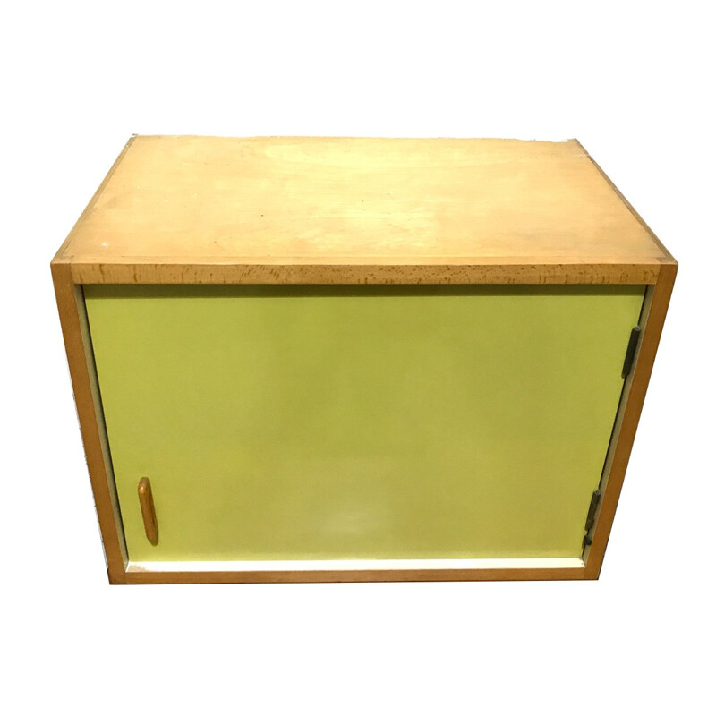 Mid century modernist cabinet by Frank Guille for Kandya - 1950s