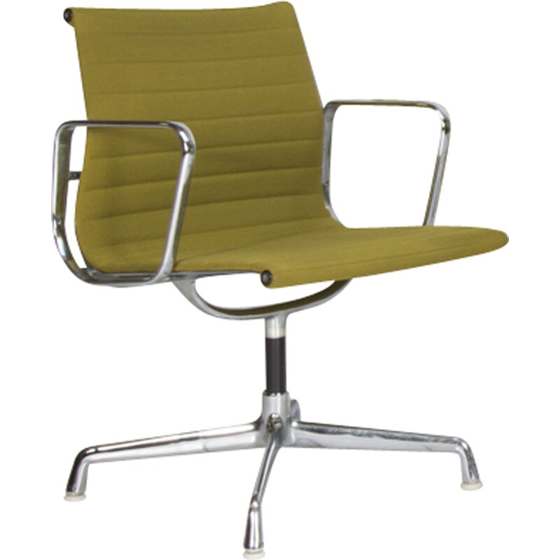 """Set of 6 """"EA108"""" armchairs by Charles and Ray Eames for Vitra - 1950s"""