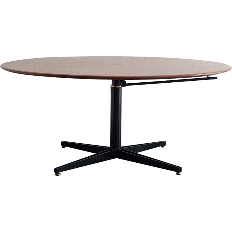Adjustable table T41 by Osvaldo Borsani, Tecno - 1950s