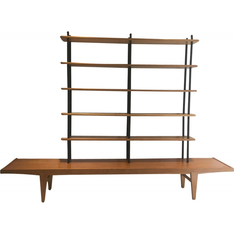 wholesale dealer fbebe 3ac9c Vintage Shelving Unit by Willem Lutjens for Gouda den Boer - 1960s