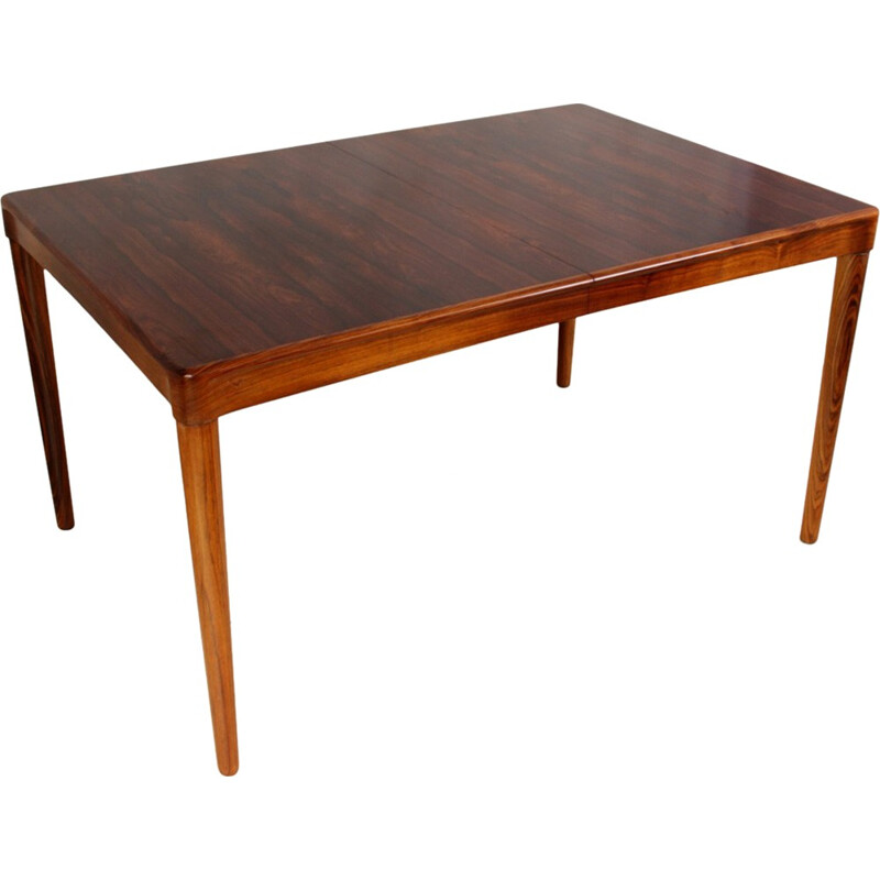 Mid-century rosewood dining table by H.W Klein for Bramin - 1960s
