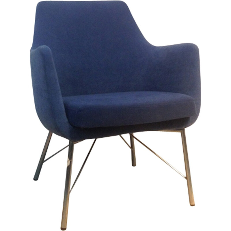 Lounge armchair by Karl Ekselius pour Pastoe - 1960s