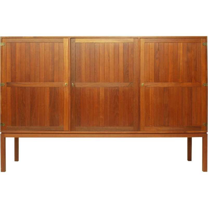 Danish highboard by Kurt ØSTERVIG for Randers Møbelfabrik AS - 1960s