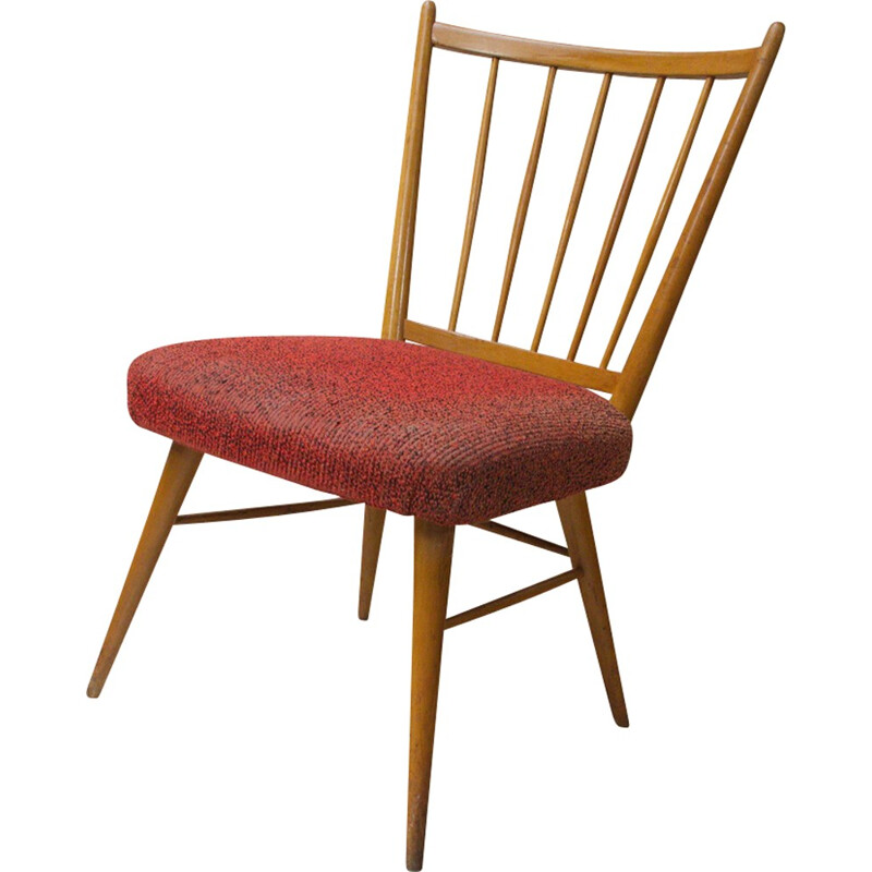 German chair in beech by Carl Sasse for Casala - 1950s