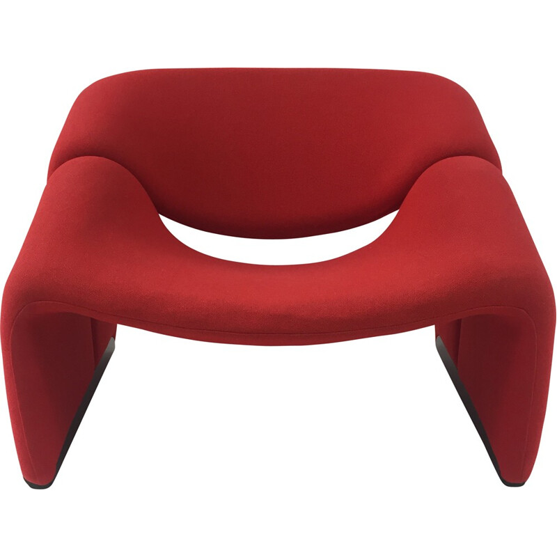 Groovy F598 M Armchair by Pierre Paulin for Artifort - 1980s