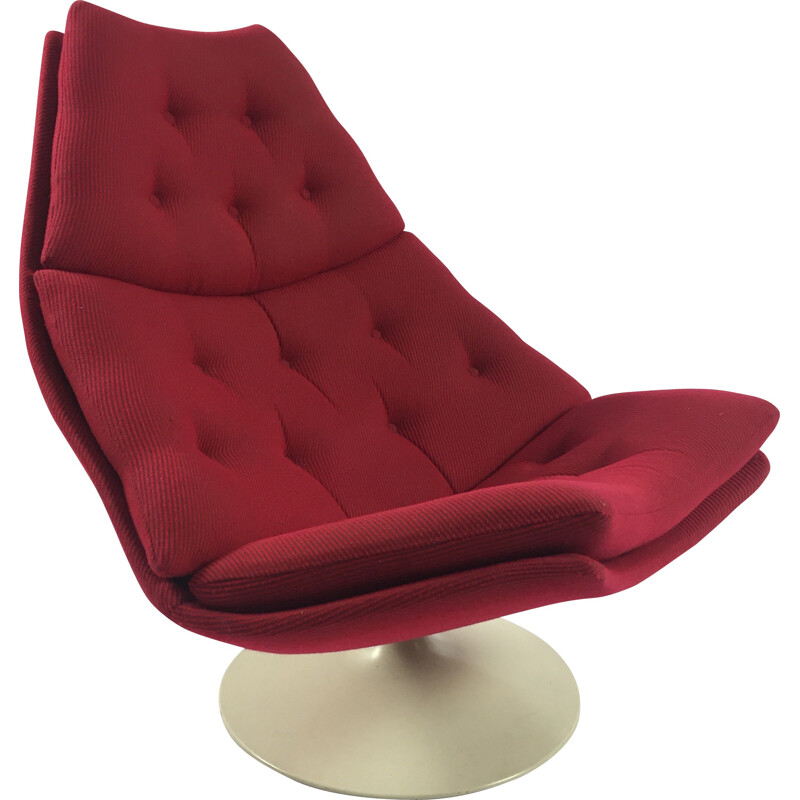 Vintage F588 Lounge Chair by Geoffrey Harcourt for Artifort - 1970s