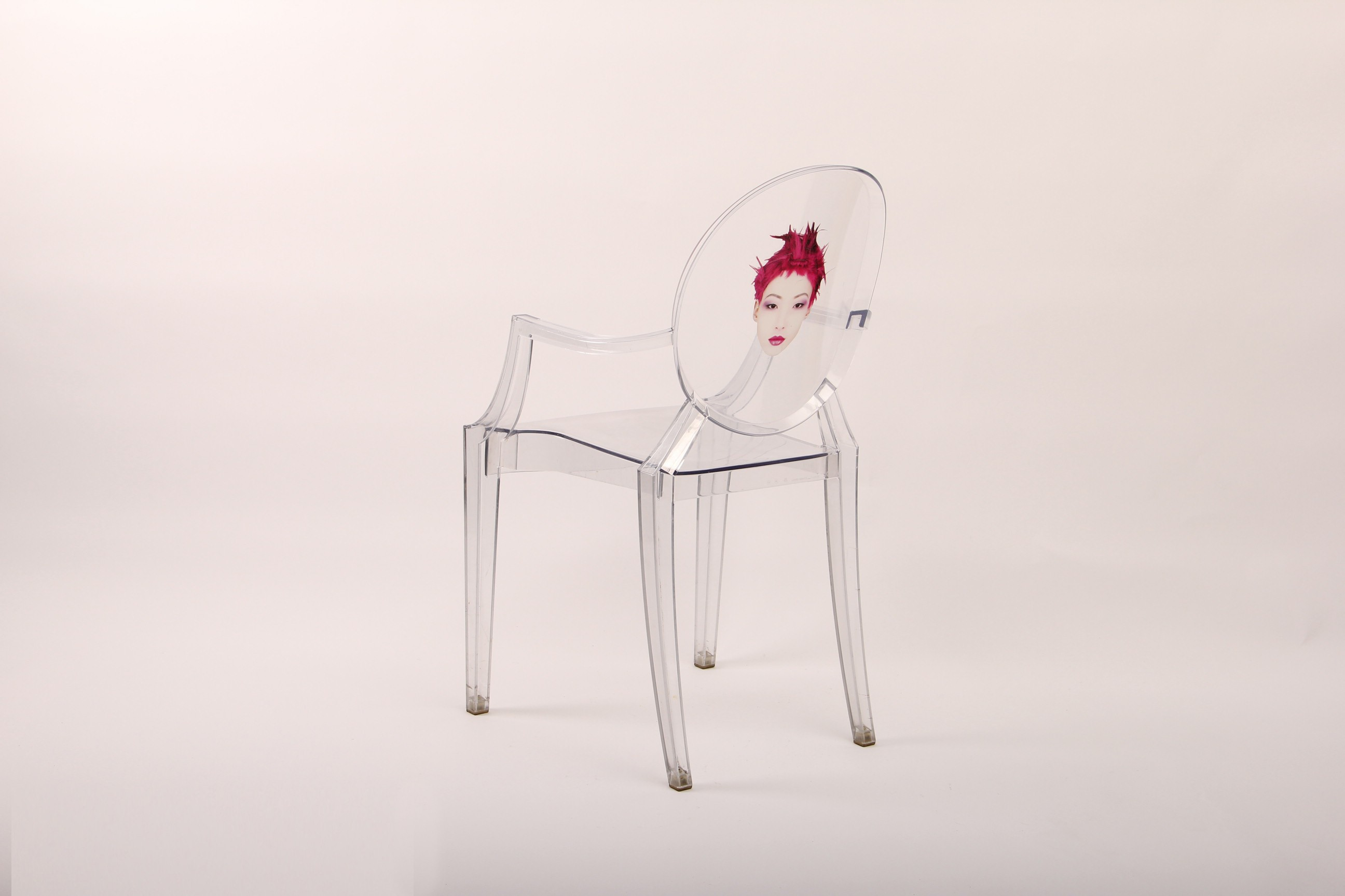 Chairs Louis Ghost Philippe Starck 2000s Design Market