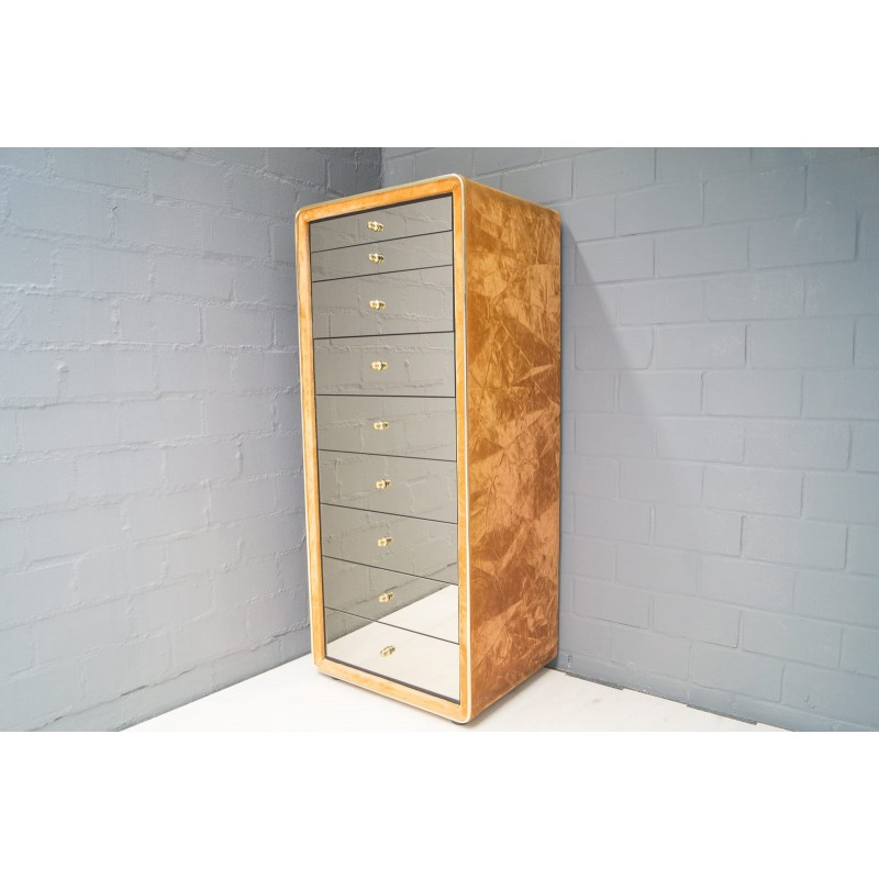 Vintage Locker With Eight Drawers Produced By RUF International   1960s    Design Market