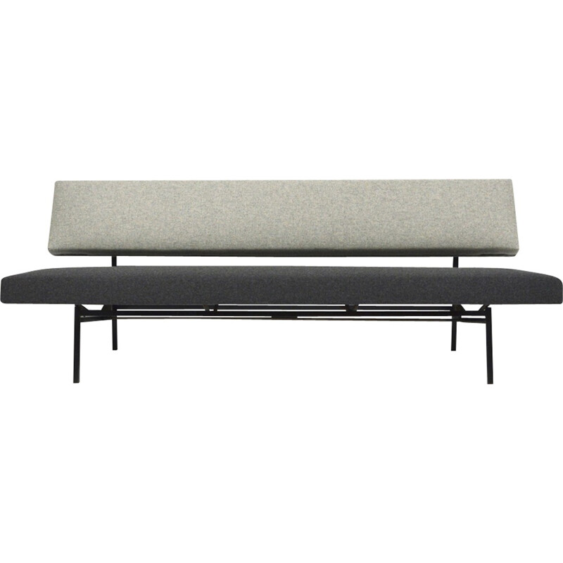 Grey bicolour daybed  by Rob Parry for Gelderland - 1950s