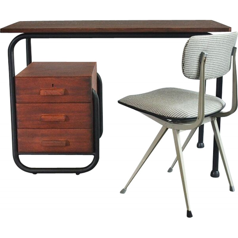 What Is Bauhaus Style industrial desk in bauhaus style 1930s design market