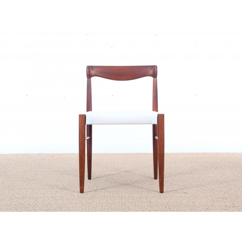 Set Of 4 Rio Chairs By Henry Walter Klein For Bramin   1960s   Design Market