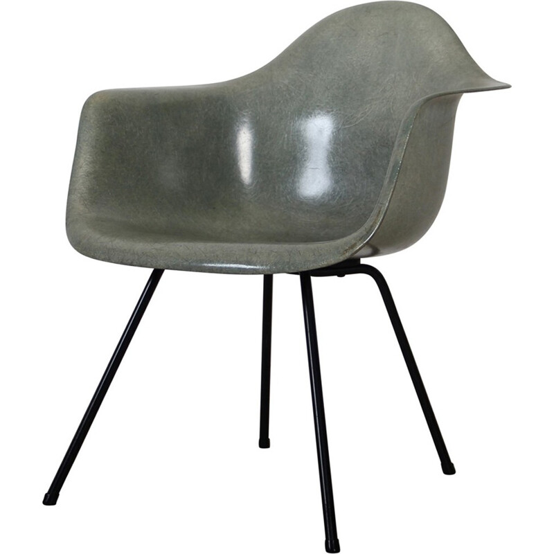 LAX vintage armchair by Zenith Plastics, Charles Eames - 1948