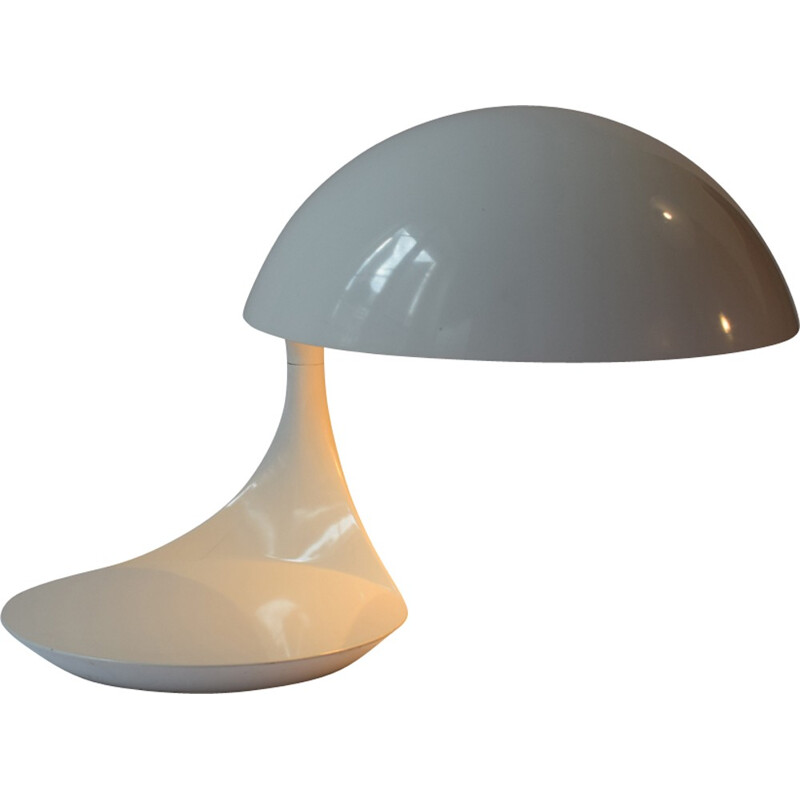 "Table lamp vintage ""Cobra"" by Elio Martinel - 1960s"