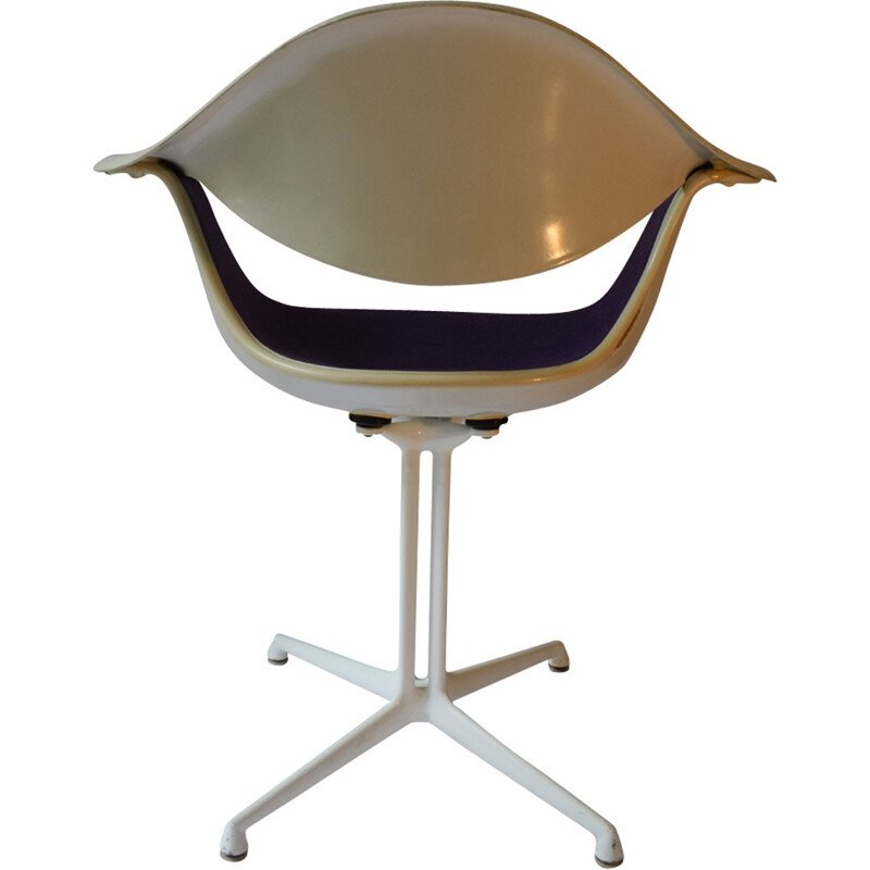 """Vintage """"DAF"""" Armchair by George Nelson for Herman Miller - 1960s"""