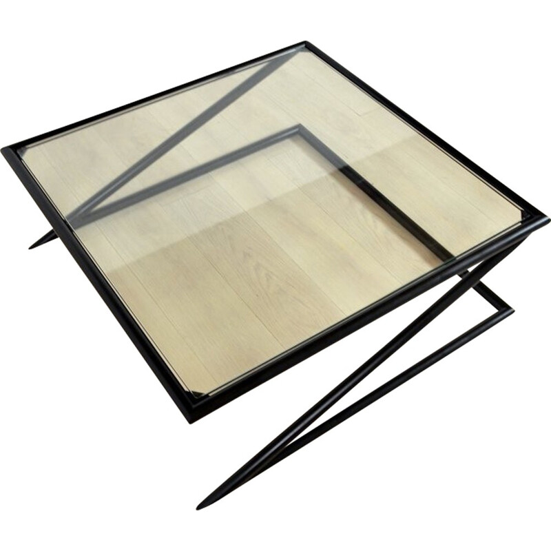 Z Mid-century coffee table Harvink - 1980s